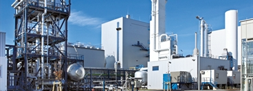 Client: Vattenfall; CO2 purification and liquefaction plant; CO2 and ASU unit