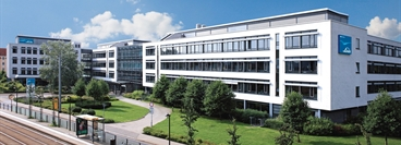Head office of Linde Engineering Dresden GmbH in Dresden, Bodenbacher Strasse 80, Germany